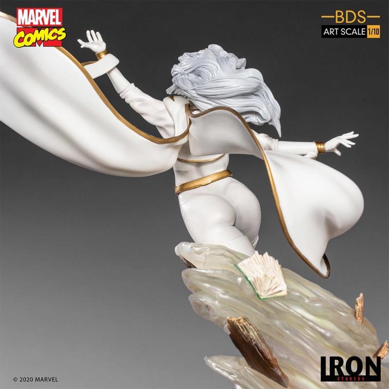 IRON STUDIOS : X-Men Battle Diorama Series Storm 1/10 Scale Statue Iron-439