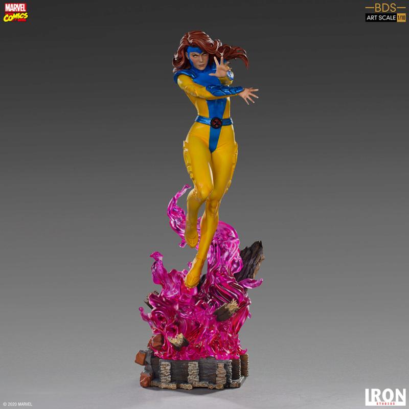 Jean Grey 1/10 Scale Statue Iron-543