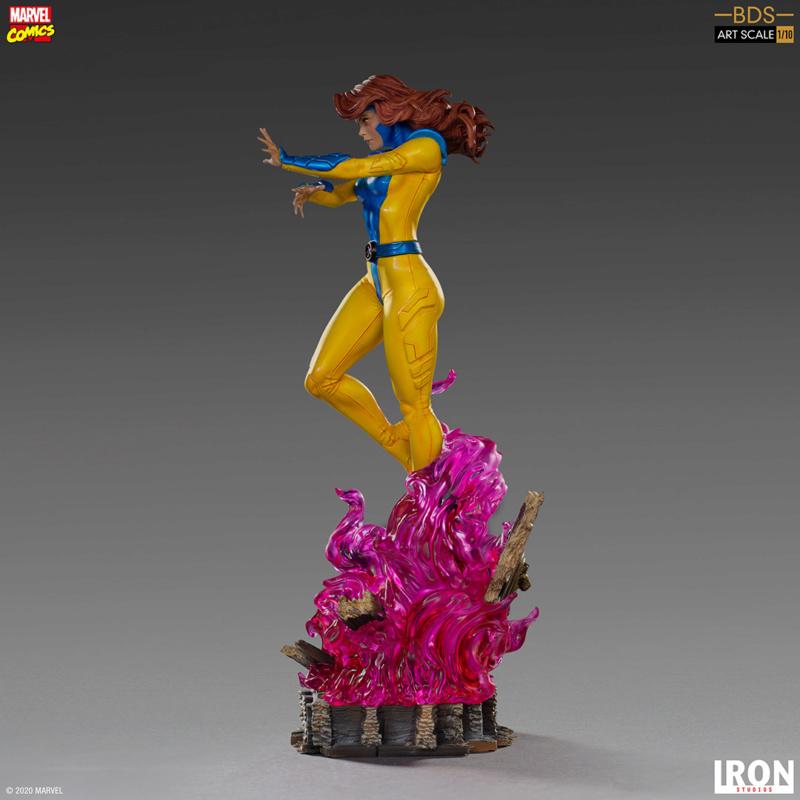 Jean Grey 1/10 Scale Statue Iron-544