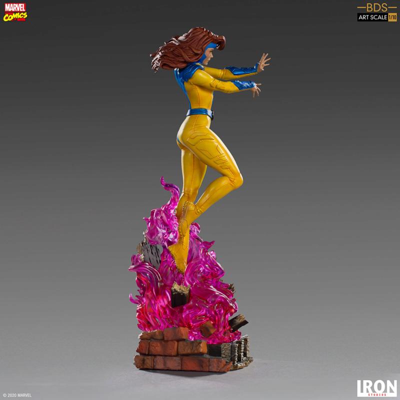 Jean Grey 1/10 Scale Statue Iron-546