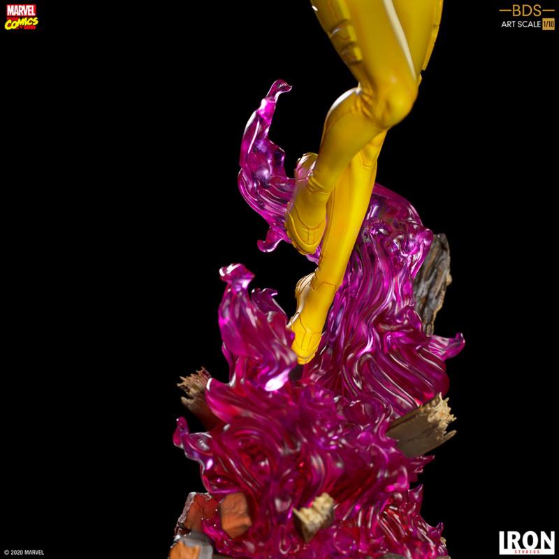 Jean Grey 1/10 Scale Statue Iron-549