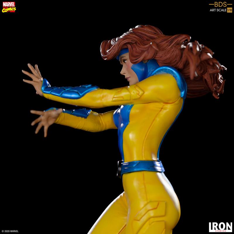 Jean Grey 1/10 Scale Statue Iron-550
