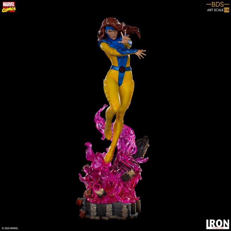 Jean Grey 1/10 Scale Statue Iron-551