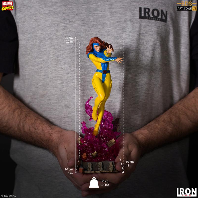 Jean Grey 1/10 Scale Statue Iron-552