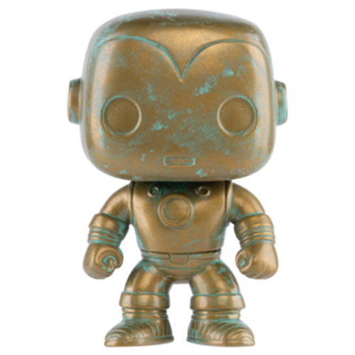 FUNKO POP : news  Iron-m10