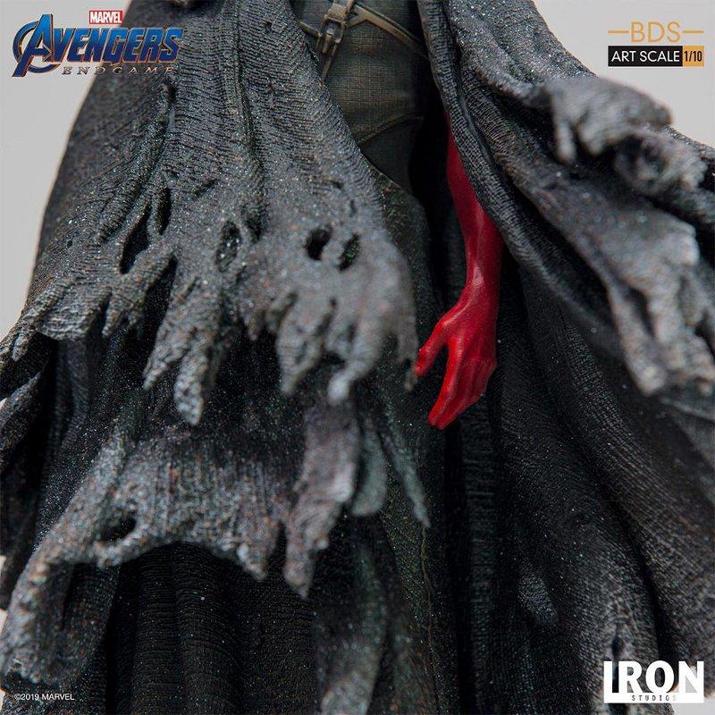 IRON STUDIOS : Avengers: Endgame – Red Skull Battle Diorama Statue Iron-s37