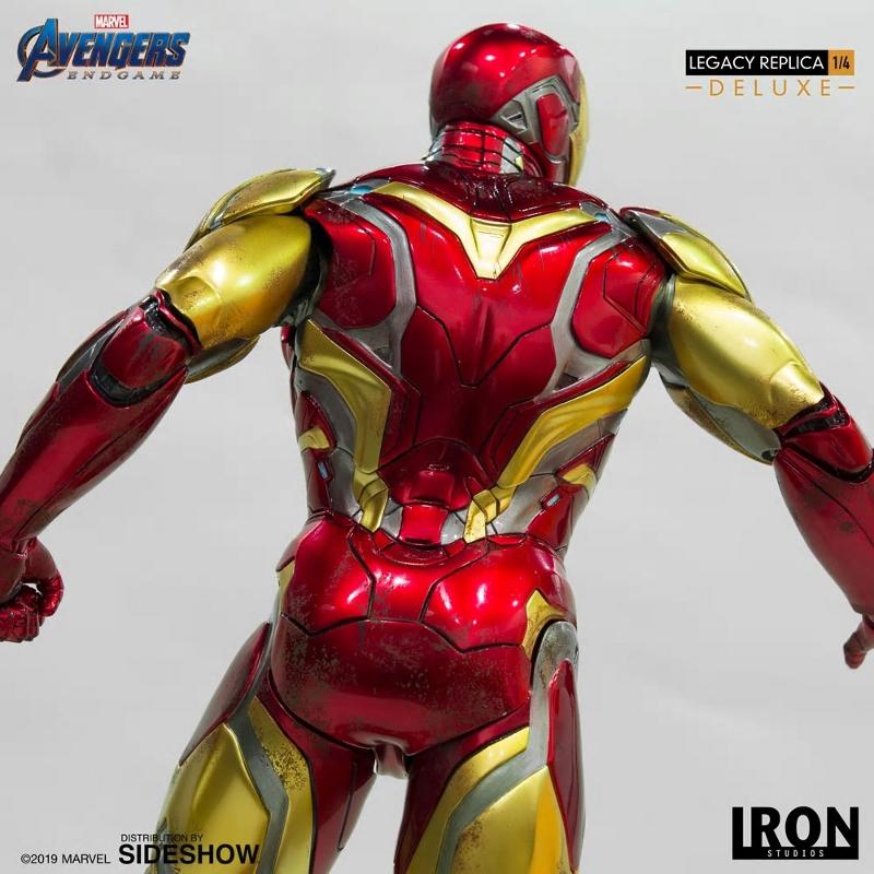 IRON STUDIOS : Avengers Endgame - Iron Man Mark LXXXV (Deluxe) 1/4 statue Ironma19
