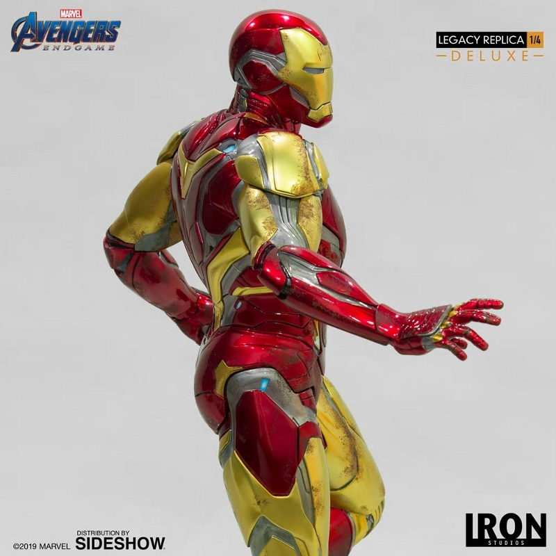 IRON STUDIOS : Avengers Endgame - Iron Man Mark LXXXV (Deluxe) 1/4 statue Ironma20