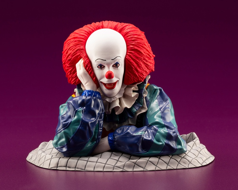 IT 1990 – DOKODEMO Series Pennywise ARTFX Statue It_19910