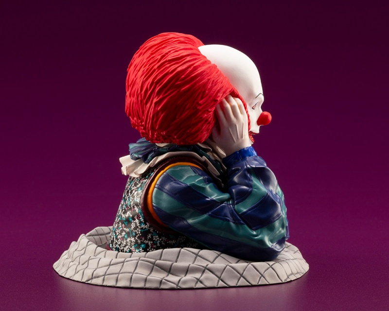 IT 1990 – DOKODEMO Series Pennywise ARTFX Statue It_19916