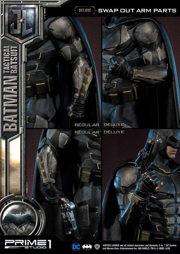 Justice League – Tactical Suit Batman 1/3 scale Statue Justic21