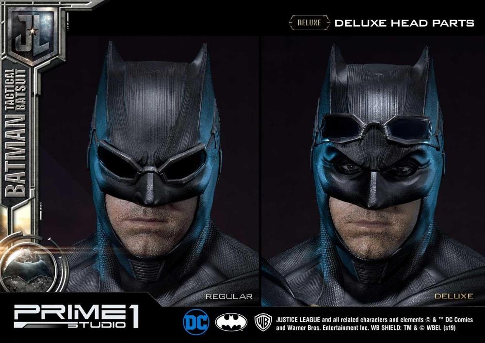 Justice League – Tactical Suit Batman 1/3 scale Statue Justic22