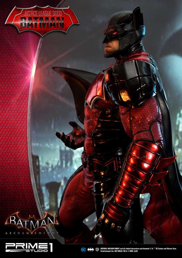 Batman: Arkham Knight – Justice League 3000 Batman 1/5 scale statue Justic31