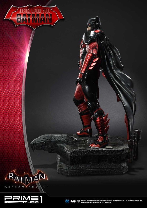 Batman: Arkham Knight – Justice League 3000 Batman 1/5 scale statue Justic38