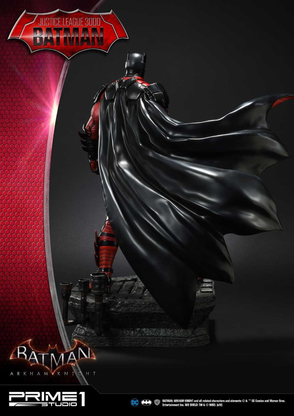 Batman: Arkham Knight – Justice League 3000 Batman 1/5 scale statue Justic40