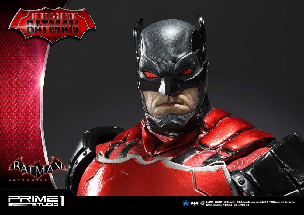 Batman: Arkham Knight – Justice League 3000 Batman 1/5 scale statue Justic43