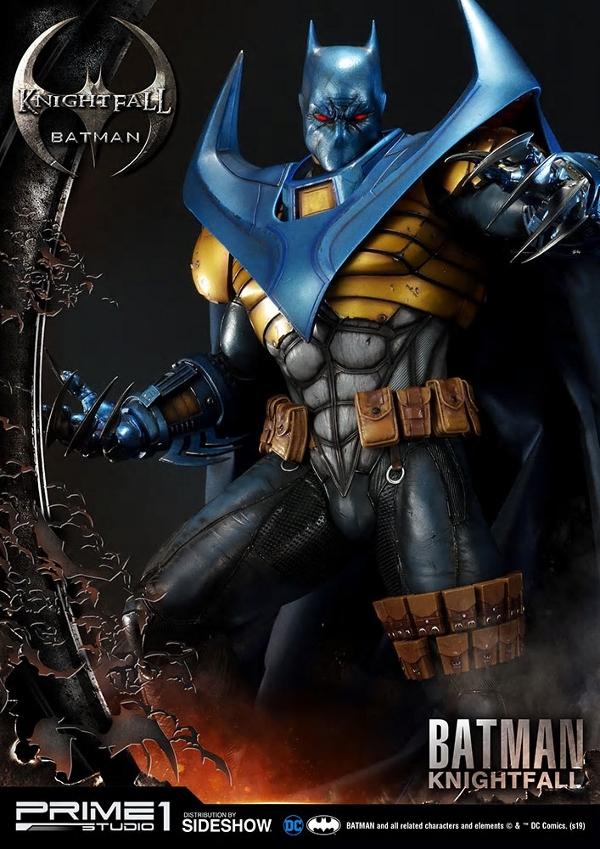 DC Comics – Knightfall Batman Statue by Prime 1 Studio Knight10