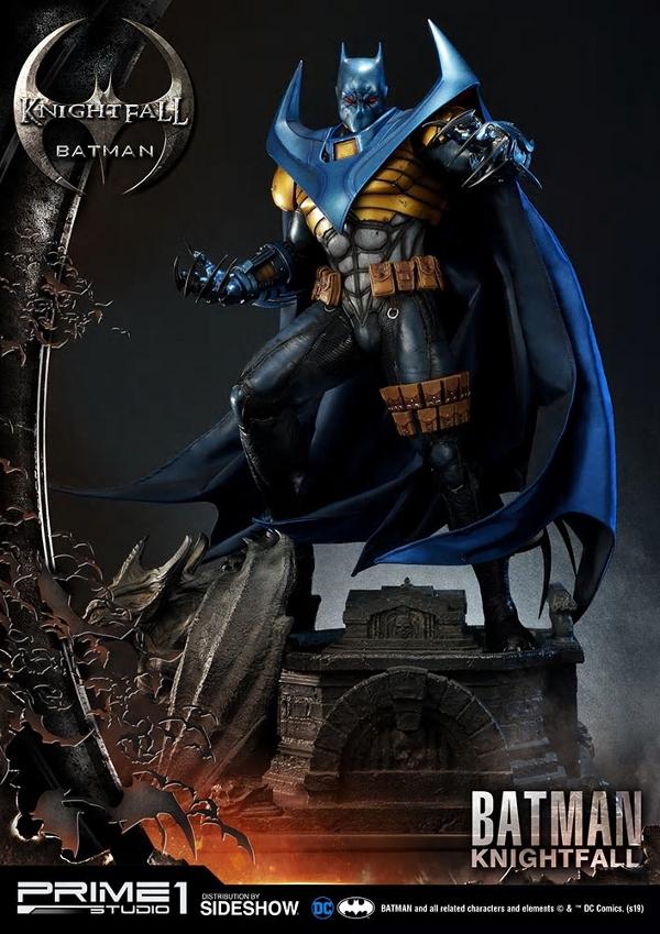 DC Comics – Knightfall Batman Statue by Prime 1 Studio Knight11