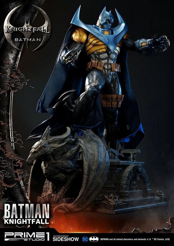 DC Comics – Knightfall Batman Statue by Prime 1 Studio Knight12