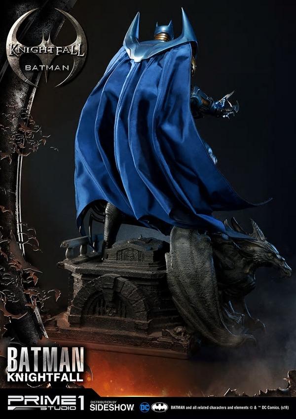 DC Comics – Knightfall Batman Statue by Prime 1 Studio Knight13