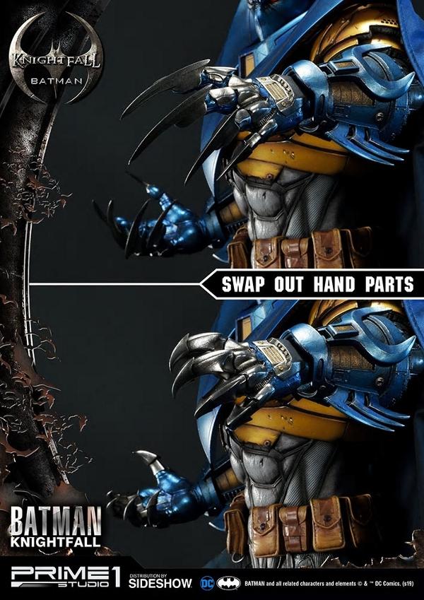 DC Comics – Knightfall Batman Statue by Prime 1 Studio Knight14