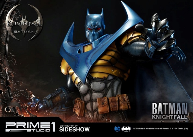 DC Comics – Knightfall Batman Statue by Prime 1 Studio Knight15