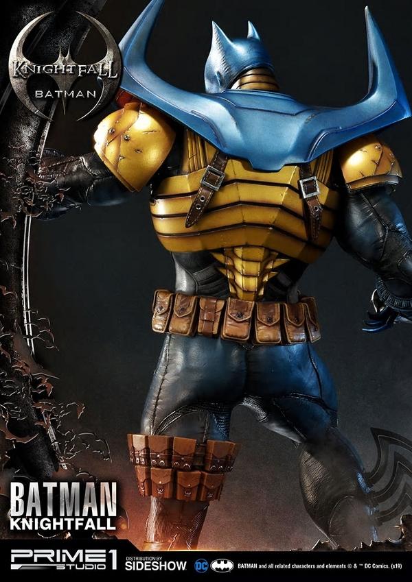 DC Comics – Knightfall Batman Statue by Prime 1 Studio Knight16