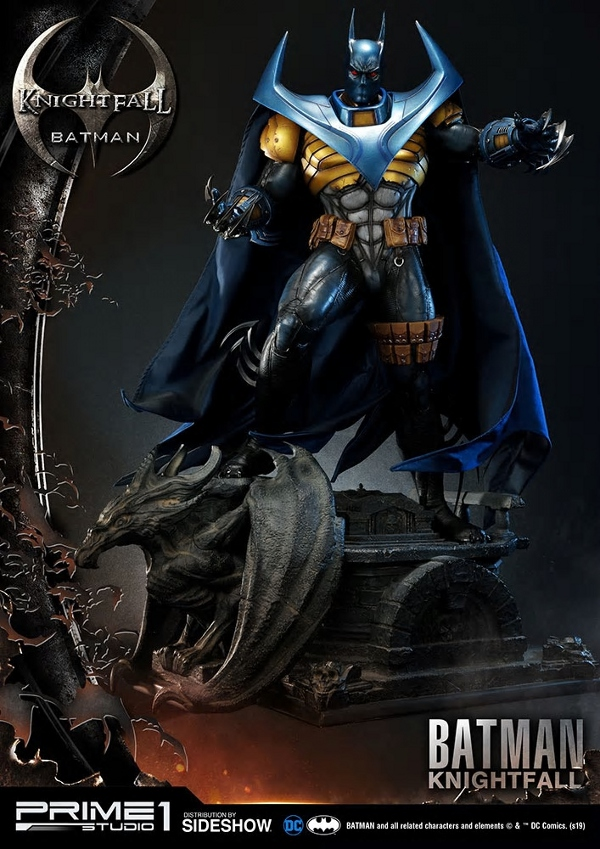 DC Comics – Knightfall Batman Statue by Prime 1 Studio Knight17