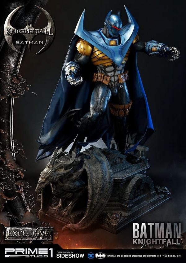 DC Comics – Knightfall Batman Statue by Prime 1 Studio Knight19