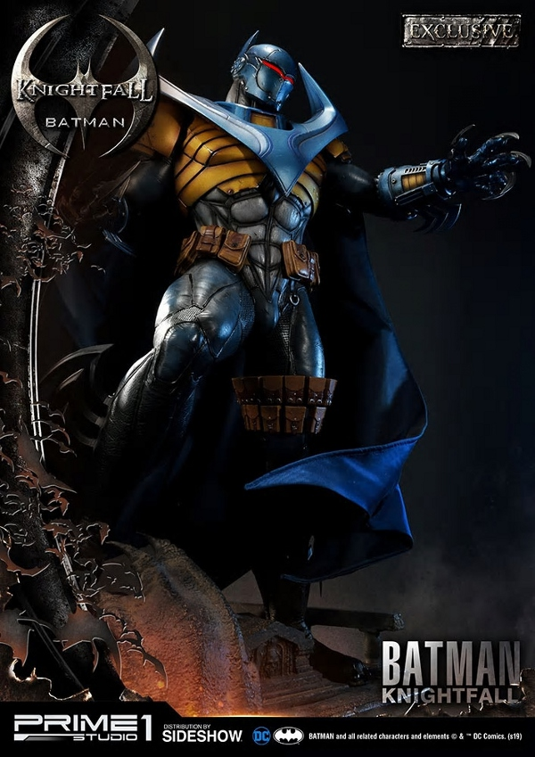DC Comics – Knightfall Batman Statue by Prime 1 Studio Knight20