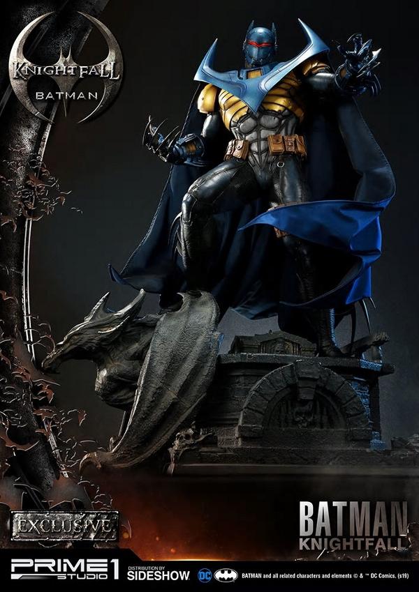 DC Comics – Knightfall Batman Statue by Prime 1 Studio Knight21
