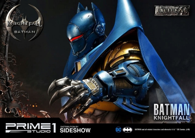 DC Comics – Knightfall Batman Statue by Prime 1 Studio Knight22