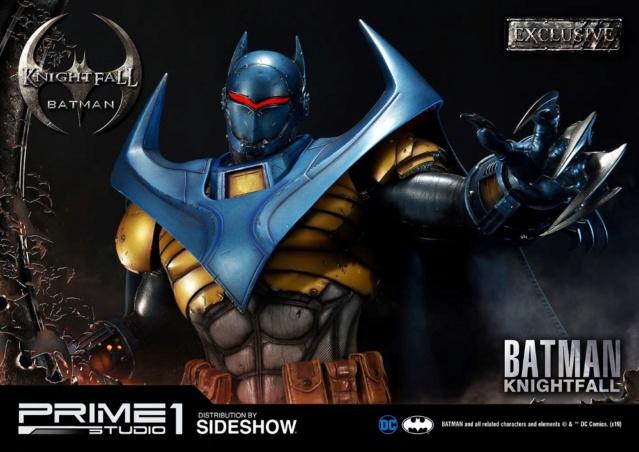DC Comics – Knightfall Batman Statue by Prime 1 Studio Knight23