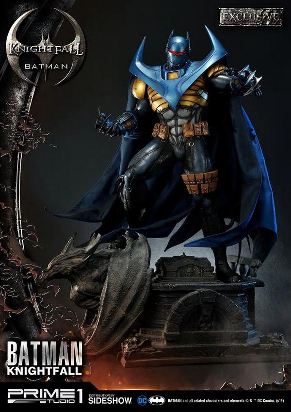 DC Comics – Knightfall Batman Statue by Prime 1 Studio Knight24