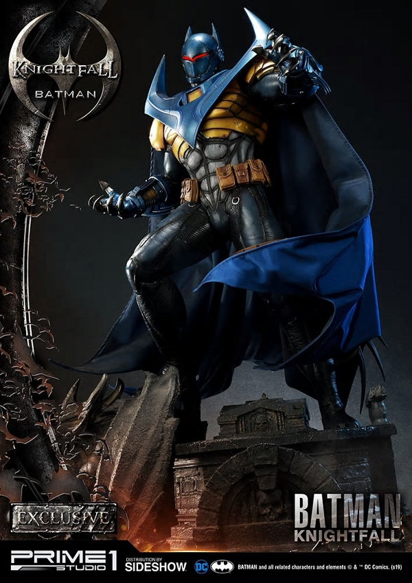DC Comics – Knightfall Batman Statue by Prime 1 Studio Knight25