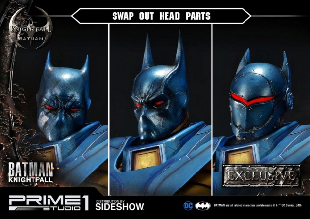 DC Comics – Knightfall Batman Statue by Prime 1 Studio Knight27