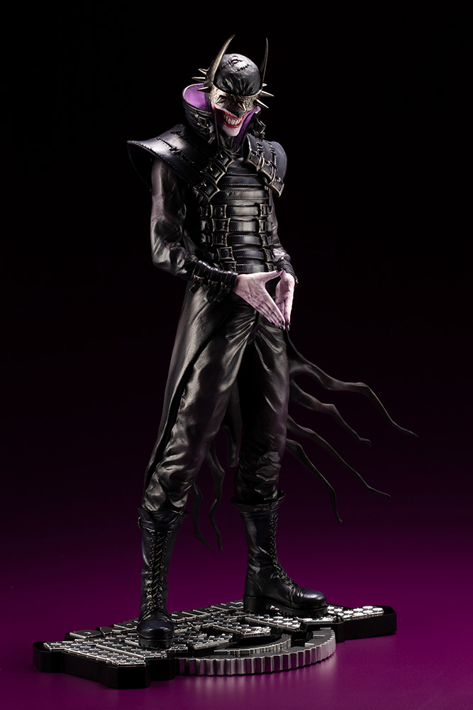 Dark Nights: Metal - The Batman Who Laughs ARTFX 1/6 Scale Statue Koto-b31