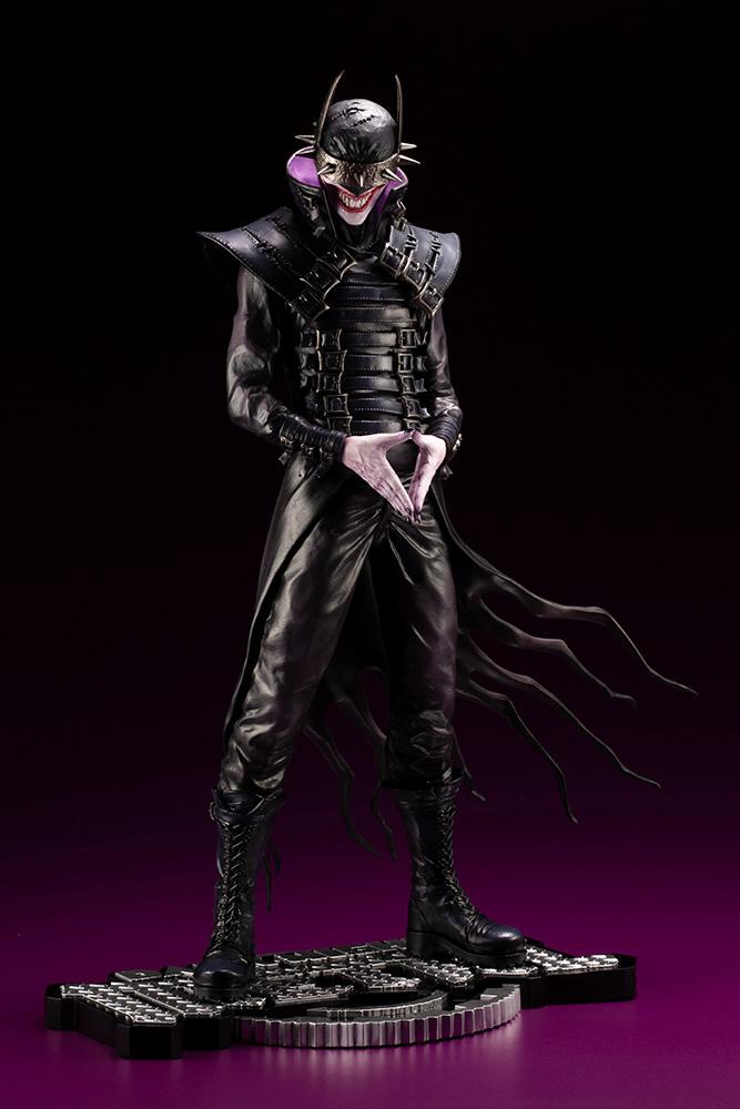Dark Nights: Metal - The Batman Who Laughs ARTFX 1/6 Scale Statue Koto-b40