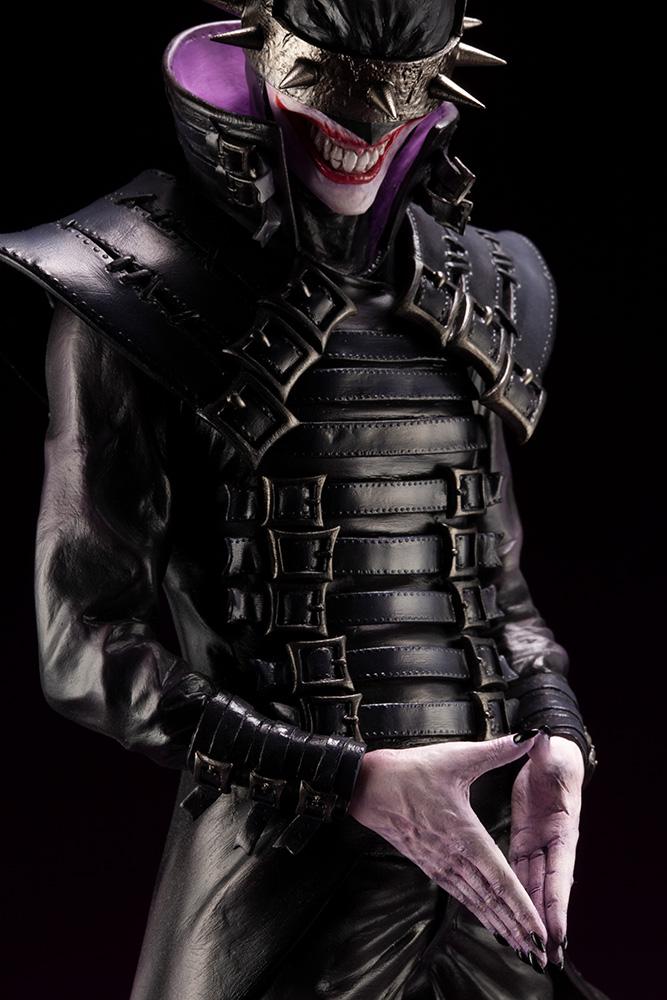 Dark Nights: Metal - The Batman Who Laughs ARTFX 1/6 Scale Statue Koto-b42