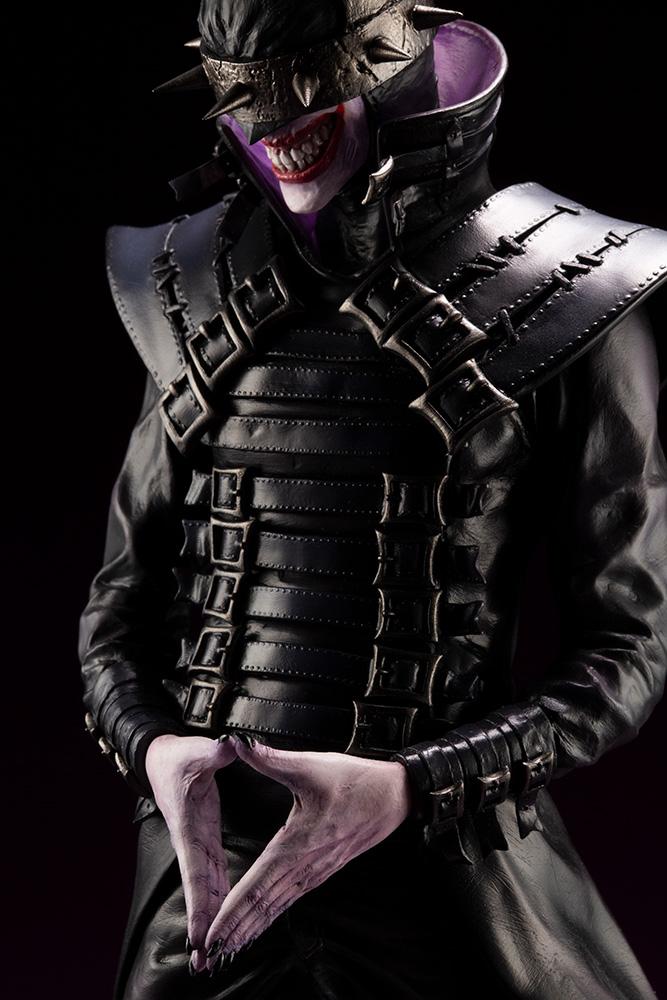Dark Nights: Metal - The Batman Who Laughs ARTFX 1/6 Scale Statue Koto-b43
