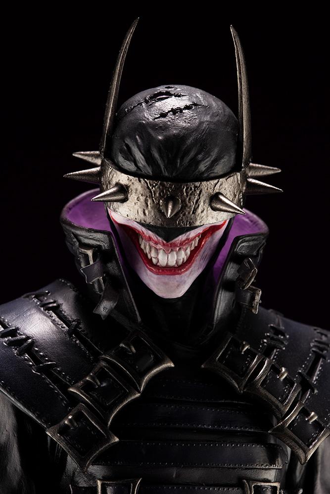 Dark Nights: Metal - The Batman Who Laughs ARTFX 1/6 Scale Statue Koto-b45
