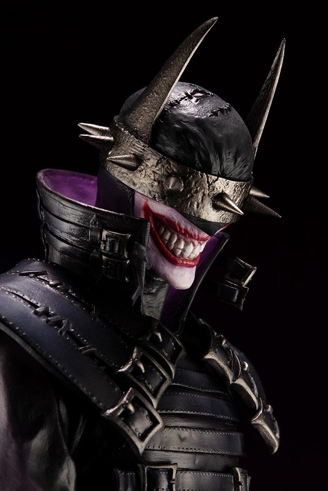 Dark Nights: Metal - The Batman Who Laughs ARTFX 1/6 Scale Statue Koto-b46