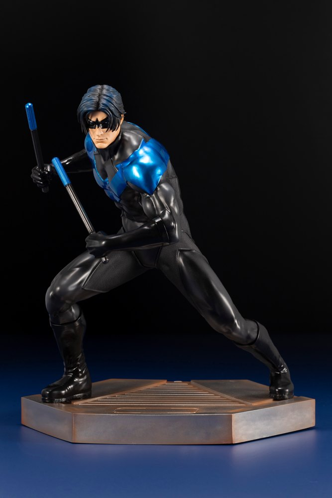 Nightwing 1/6 Statue Koto-n11