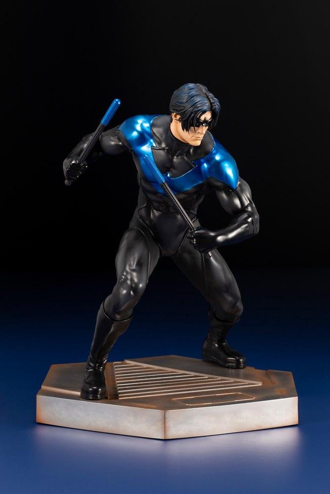 Nightwing 1/6 Statue Koto-n16