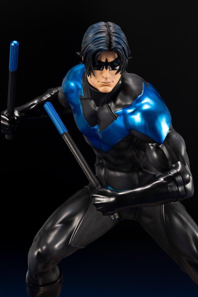 Nightwing 1/6 Statue Koto-n19