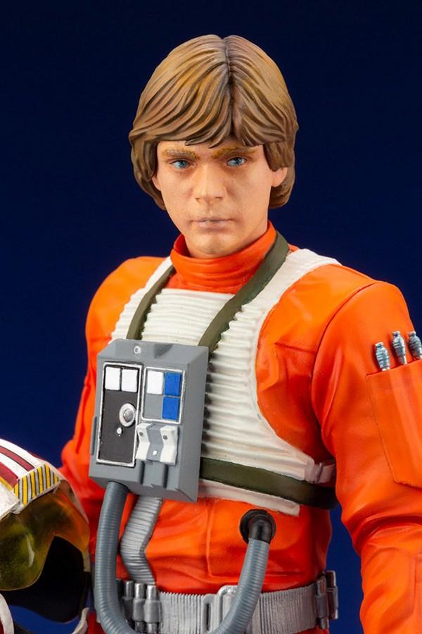 Star Wars – Pilot Luke Skywalker Statue ARTFX+ Koto-p15