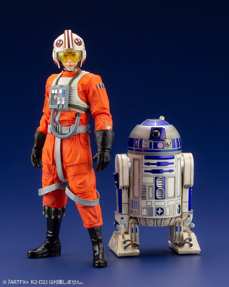 Star Wars – Pilot Luke Skywalker Statue ARTFX+ Koto-p24