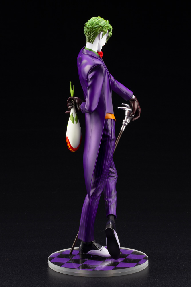 The Joker Ikemen série Statue Koto-t12