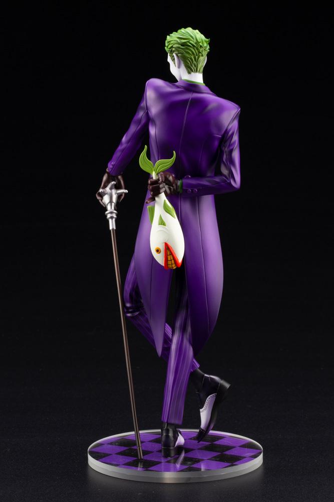 The Joker Ikemen série Statue Koto-t14