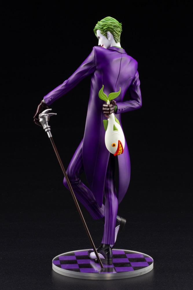 The Joker Ikemen série Statue Koto-t15